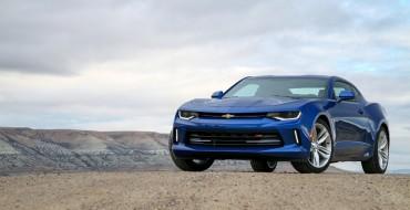 GM Adding More Affordable 1LS Trim to 2017 Chevy Camaro