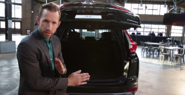 Bradley Hasemeyer is Your Guide to the 2017 Honda CR-V [VIDEO]