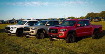 Toyota Tacoma TRD Pro Named Mid-Size Truck of Texas
