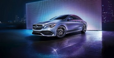 2017 Mercedes-Benz CLA Overview
