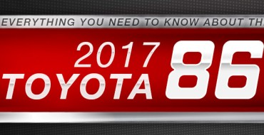 Infographic: Everything You Need to Know about the 2017 Toyota 86