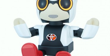 Toyota Launches Tiny Talking Robot and Nobody Knows Why