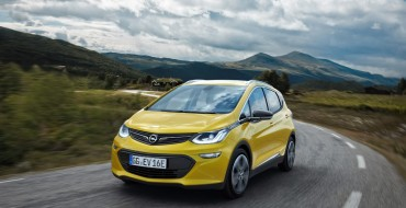 Opel Forced to Halt New Orders for the Ampera-e as Demand Outpaces Supply