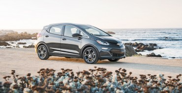 Bolt Sales Rise from the Curb to Kick LEAF Back Down the Line