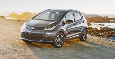 Chevy Bolt Chosen as Finalist for North American Car of the Year