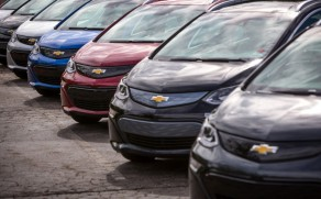 Chevys Named Top Used Hybrids and Electric Cars Under $20,000