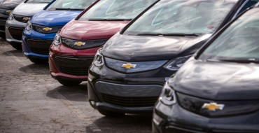 Chevrolet Bolt Wins Green Car of the Year