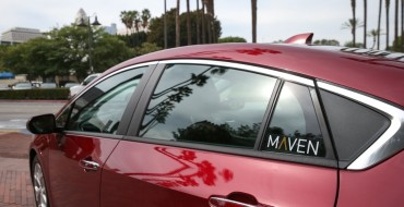 GM's Maven Car-Sharing Service Expands to Baltimore