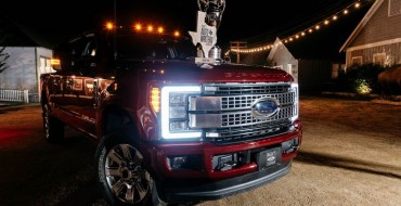 2017 Ford F-Series Super Duty Named Truck of Texas at 2016 Texas Truck Rodeo