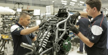 BMW Plant in Brazil Starts Motorcycle Production