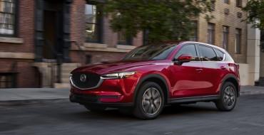 Behold: Mazda Unveils Redesigned 2017 CX-5 at LA Auto Show