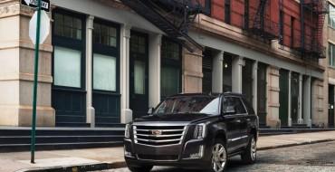 2017 Cadillac Escalade Overview