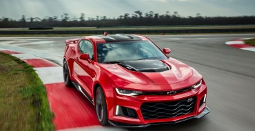 2017 Camaro ZL1 Coming to Middle East Next Year