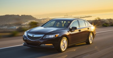 2017 Acura RLX Sport Hybrid Goes On Sale for $59,950