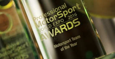 Ford Performance Nabs Two Trophies at 2016 Professional Motorsport World Expo