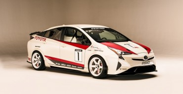 Toyota Is All about Speed at the SEMA Show