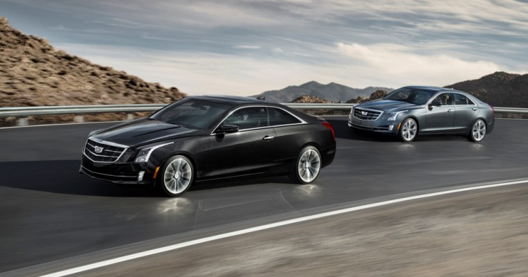 2017 Cadillac ATS Overview