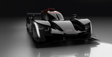 [Photos] One Look at Cadillac's New DPi-V.R Racecar Will Leave You Mesmerized