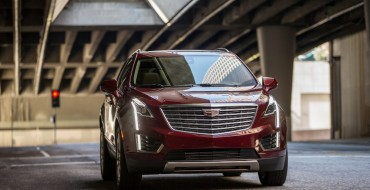 XT5 Leads Cadillac to 3.2% Sales Increase in December