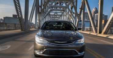 NHTSA 5-Star Safety Rating Given to 2017 Chrysler 200