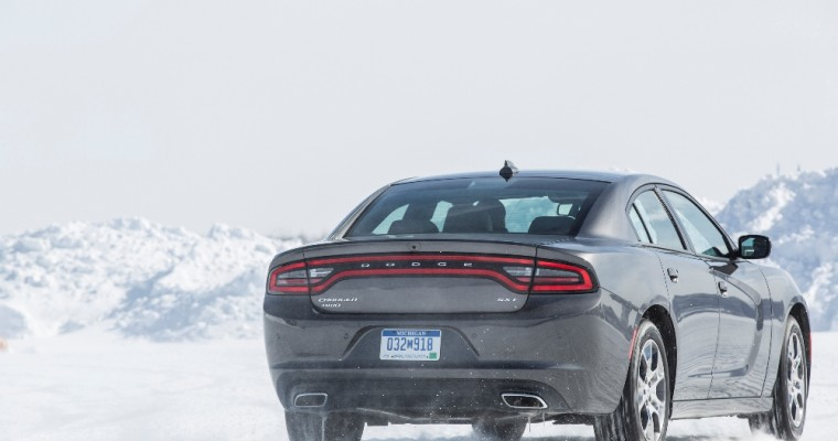 Dodge Charger Takes Home Third Straight ALG Residual Value Award