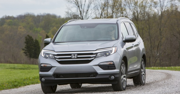 Honda Ridgeline, Pilot, and HR-V Chosen as Consumer Guide Automotive Best Buys