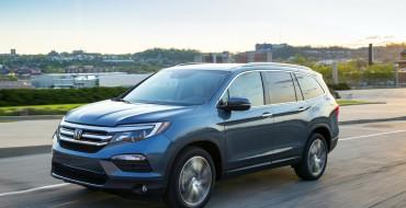 """Four Hondas Land On KBB's """"Best Family Cars of 2017"""" List"""