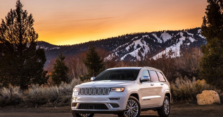 2017 Jeep Grand Cherokee Proves Point with NHTSA 5-Star Safety Rating