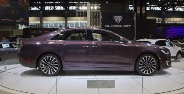 Lincoln May Axe MKZ Sedan in 2019 in Favor of Zephyr