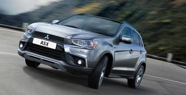 2017 Mitsubishi ASX Starts at £15,999 in the UK