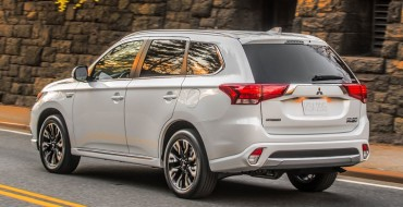 Mitsubishi Outlander PHEV SUVs Comes with Free Home Charger for UK Customers