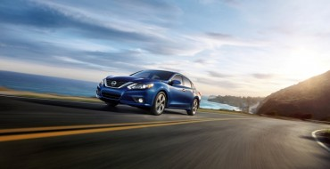 2017 Nissan Altima Overview