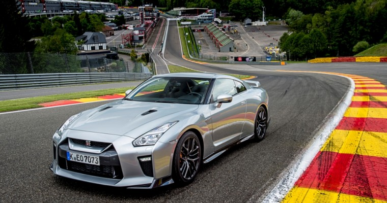 Nissan GT-R Earns ALG Residual Value Award in Premium Sports Car Category