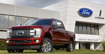 Ford Eyes April 6 Manufacturing Restart, Execs to Defer Salary