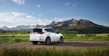 All 2017 Toyota RAV4s Get Standard Toyota Safety Sense P
