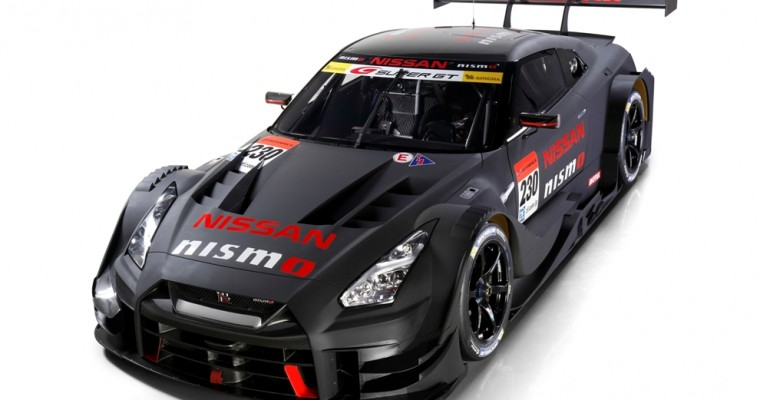 Check Out the Nissan GT-R NISMO GT500