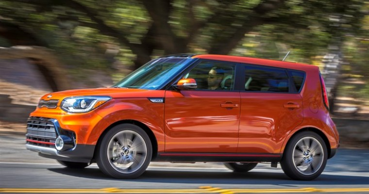 Kia Soul Wins Best Buy Award from Consumer Guide Automotive