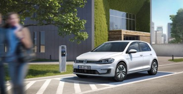 Meet the 2017 VW e-Golf