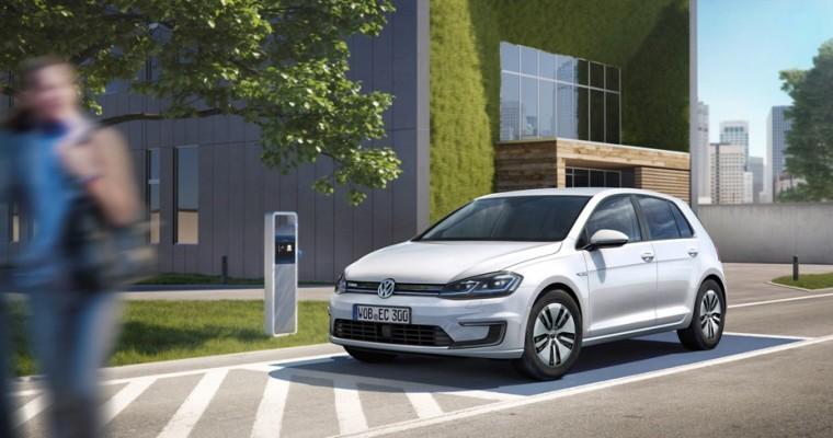 Meet the 2017 VW e-Golf