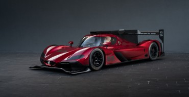 [PHOTOS] Mazda Brings Its New Prototype Race Car to LA Auto Show