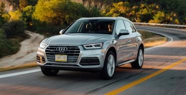 Audi Q5 Gets a Big Update