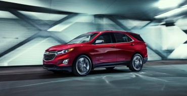 Next-Gen 2018 Chevy Equinox Slims Down, Offers Diesel Engine