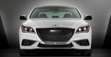 2018 Genesis G80 Sport Specifications & Features Revealed at LA Auto Show