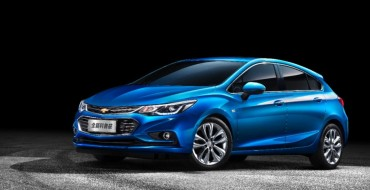 All-New Chevy Cruze Hatchback Variant Coming to China