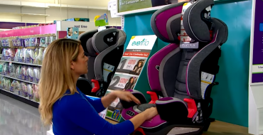 IIHS Reports Booster Seats Are Safer Now Than They Were in 2008