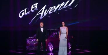 Cadillac Brand, Buick GL8 MPV Post Huge January Gains in China