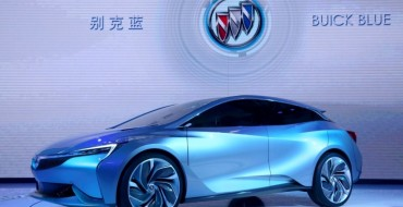 Buick Officially Reveals New Velite Concept in China [PHOTOS]
