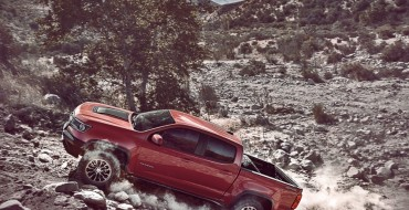 Chevy Colorado ZR2 Becomes New Performance Halo of Midsize Truck Segment