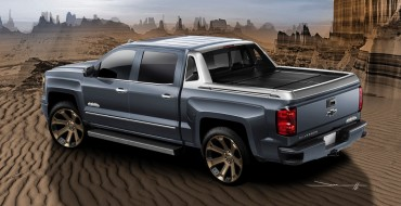 Introducing the Chevy Silverado 1500 High Desert SEMA Show Car