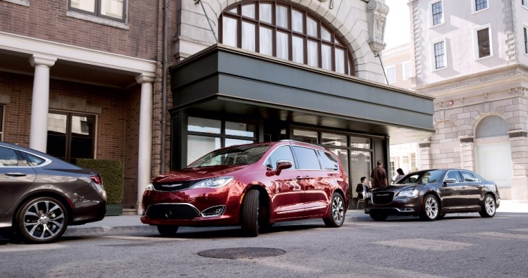 The New York Daily News Names the Chrysler Pacifica the Best Minivan of 2017